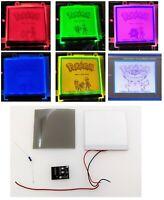 6 Colors Bivert Chip & Backlight Mod Kit For Game Boy Original DMG-01 /Pocket