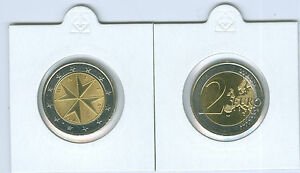 Malte Pièce de Monnaie (Choisissez Entre : 1 Cent - Et 2008 - 2020)
