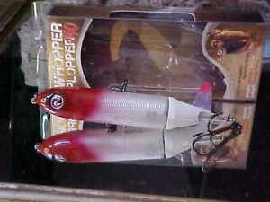 River2Sea Larry Dahlberg WHOPPER PLOPPER 190-06 LUCY Big Gamefish  MUSKY/PIKE