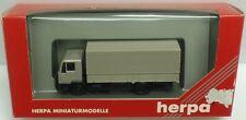 HERPA Nr.143097 Steyr L2000 Pritschen-Lkw (hellgraubeige) - OVP