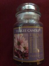 Yankee Candle 'Lilac' Jar Candle 22 oz. New. Wonderful Scent