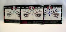 Tattoo Junkee Face Jewels Festival Party Face Jewelry (28 Jem Pieces)