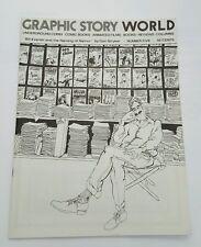 Graphic story world # 5, 1972