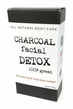 Destiny Boutique Bar Soap Charcoal Facial Detox 6 oz.