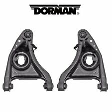 For Ford Lincoln Set of 2 Front Lower Non-Adjustable Control Arms & Ball Joints