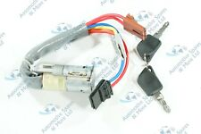 Peugeot 306 1993-2002 Peugeot 405 New Ignition Lock Barrel Switch & 2 Keys 6 Pin