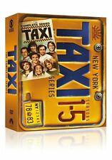 Taxi ~ The Complete Series ~ Season 1-5 (1 2 3 4 & 5) BRAND NEW 17-DISC DVD SET