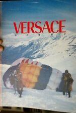 Gianni Versace SPORT catalog  catalogue catalogo n°3 1993-1994