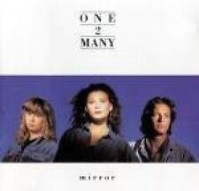 One 2 Many Mirror (1988) [LP]
