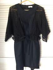 Sass and  Bide Designer Black Dress, Size 8, Brand New