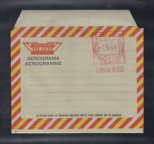 AEROGRAMA ESPAÑA NUEVO (1974/75) - EDIFIL 114 (15,00 pts)