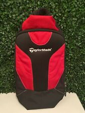 New listing TaylorMade Golf Shoe Bag TMax Gear Red and Black