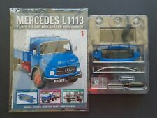 Modelo-kit parte mercedes l 1113 parte-nº 1 nuevo & OVP