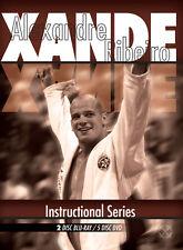 Alexandre Xande Ribeiro Jiu Jitsu Instructional Video 2 Disc High-Def Blu-ray