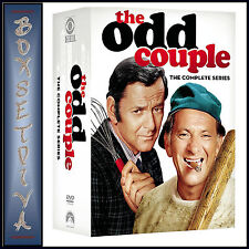THE ODD COUPLE - COMPLETE SERIES- SEASONS 1 - 5 *BRAND NEW DVD BOXSET***