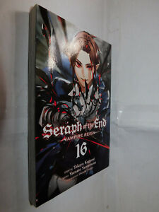 Seraph Of The End Vampire Reign #16 Takaya Kagami graphic novel post apocalypse