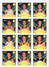 2013 Select AFL Future Force All Australia Team Full Set (22)