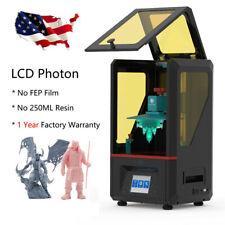 "ANYCUBIC LCD Photon Resin 3D Printer SLA UV Light-Cure 2.8"" TFT Touchscreen"