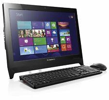 LENOVO C260 ALL-IN-ONE - CELERON J1800 2.41 GHZ - 4 GB - 500 GB