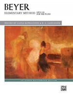 Elementary Method for the Piano, Opus 101, Paperback by Beyer, Ferdinand (COP...