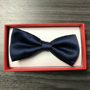 40+ Colors Clip on Adjustable Wedding Bow-Tie for Toddler Baby Kids Boys Girls