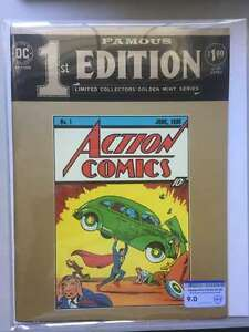 FAMOUS FIRST EDITION #C-26 CBCS 9.0