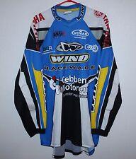 Viento raceware Racing Camiseta Jersey Talla XL