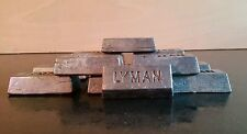 4KGS SCRAP LEAD INGOTS.FISHING WEIGHTS/BALLAST/MODELS