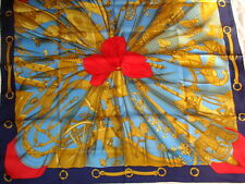 Hermes silk scarf, SOLEIL DE SOIE, New with box, Absolutely fabulous
