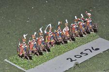 15mm napoleonic dutch cavalry 9 cavalry (as photo) {10} (20576)