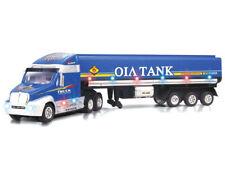 "29"" Rc Semi Truck Container Trailer Tanker Remote Conrtol Rtr Music Led New"