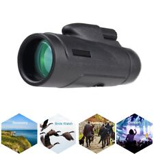 Monocular Telescopes 12x50 High Power low Night Vision Spotting Scope Outdoor