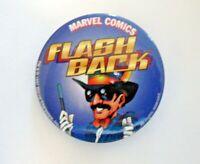 Stan Lee Flash Back Promo Pin Stan Lee Marvel Comic Pin 1997