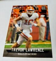 2021 Leaf iCard Trevor Lawrence XRC Rookie Card IN HAND READY TO SHIP! MINT