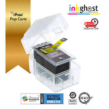 Rihac Black ink PG640 PG-640 Pop Cart for Canon Cartridges MG3260 MG3560 MG4160