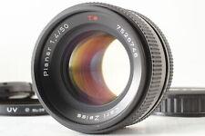 [Near MINT] CONTAX Carl Zeiss Planar T* 50mm f1.4 MF Standard Lens MMJ JAPAN