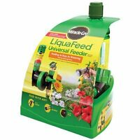 NEW Miracle Gro Liquafeed Universal Feeder Starter Kit 16oz FREE SHIPPING