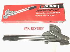 14-16mm Tube Bender,Plumbing Gas Air Condition Tools,Copper Aluminium Pipe