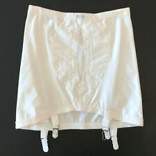 Vintage 1970s Lightweight Playtex Girdle with Garters Large 29-30 Waist