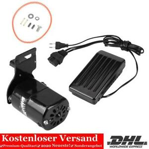 180W Nähmaschinenmotor Mit Fußpedal Für Universal Haushaltsnähmaschinen PP 07