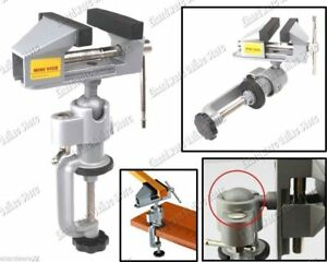 Tabletop Craft Vice 360 Degree Swivel 45 Degree Tilt 75mm (RH-002)