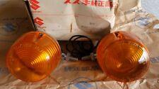 SUZUKI A70 A80 FZ50 A100 RV50 RV90 RV125 T90 T125 Front Turn Signal Winker NOS