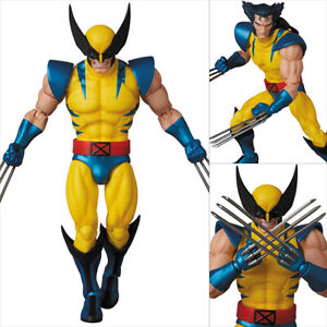 MAFEX No.096 Wolverine (Comic Version) from X-MEN Marvel Medicom Toy