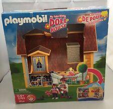 Playmobil 5763 caballeriza Muñeca Casa-Amueblada/Caja