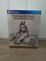 PLAYSTATION 4 NEW SEALED TITAN QUEST  COLLECTOR'S EDITION PS4 EDITION