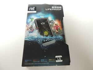 Lifeproof (9246) Authentic Waterproof FRE Case for LG G5 Color: BLACK 77-53373