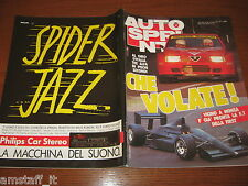 AUTOSPRINT 1988/47=GIRO D'ITALIA=CITROEN AX=TRANS-AM AUDI=