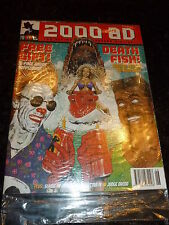 2000 AD Comic - PROG 1026 - Date 14/01/1997 - Seald Plastic Cover and Free Gift