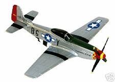 CORGI  P-51 D Mustang Chuck Yeager WWII CS90209 P51 NIB WWII Glamorous Glen III