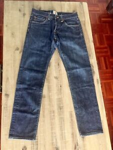 Edwin ED-55 Relaxed Tapered Blue Jeans